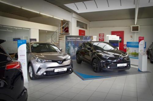 Toyota Baert 5